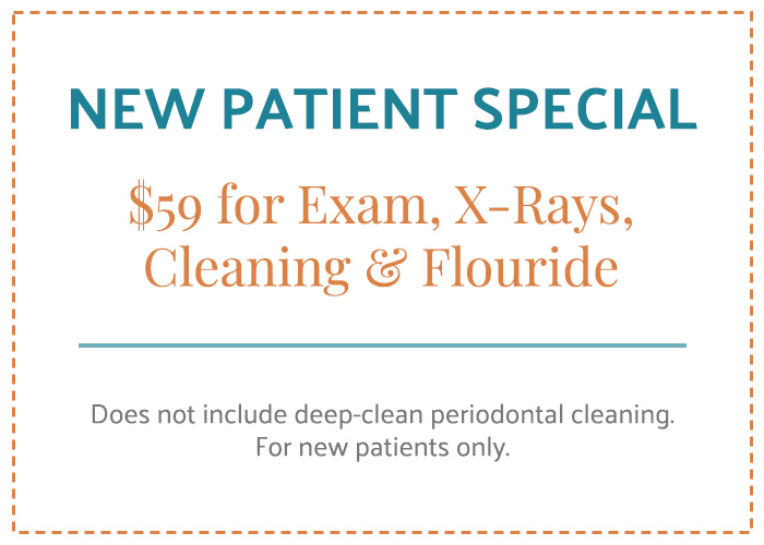 Special Coupons for Dental Treatment in South Ogden, UT